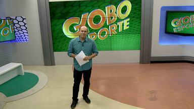 Assista à íntegra do Globo Esporte/CG desta Segunda-Feira - Veja o programa completo.