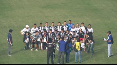 Veja como foi o empate entre Treze e Serrano-BA no Estádio Amigão - Times da Paraíba e da Bahia fizeram um gol cada. E somaram apenas um ponto na competição nacional.