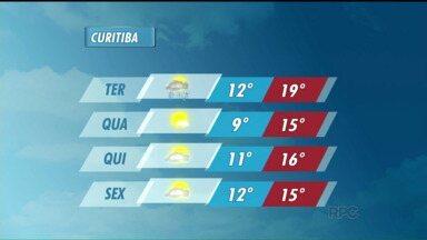 Confira como fica o tempo em sua região no Paraná - Ana traz todas as informações do tempo para nosso estado.