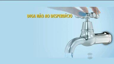 JPB dá dicas para economizar água - Confira as dicas