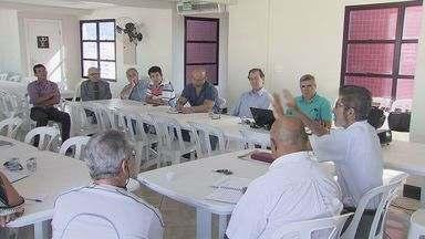 Líderes sindicais se reúnem para discutir situação dos trabalhadores - Reunião tem como objetivo melhorar condições dos trabalhadores