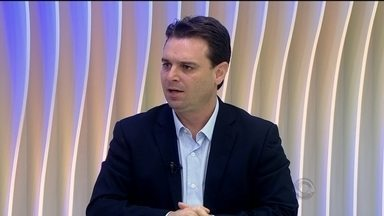 Prefeito César Souza Júnior faz projeções para o segundo semestre de 2015 em Florianópolis - Prefeito César Souza Júnior faz projeções para o segundo semestre de 2015 em Florianópolis