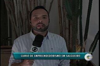 Abertas inscrições para cursos de empreendedorismo em Salgueiro - As capacitações serão realizadas nos meses de julho e agosto na CDL.