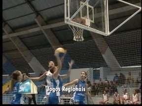 Jogos Regionais agitam atletas em Osvaldo Cruz - Evento segue no sétimo dia de competições.