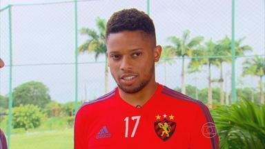 André vira Menino da Ilha e volta a viver grande momento na carreira - No Sport, atacante marca gols e é um dos destaques da equipe no Brasileirão