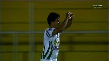 Tozin volta a marcar e ajuda Luverdense a conquistar a vitória - Atacante marcou os gols contra o Bragantino