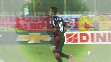 Jovem talento do Vitória veste a camisa dez do time - A número dez do rubro-negro já foi vestida por ídolos como Bebeto.