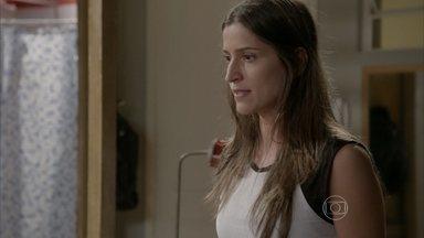 Nat diz a Lobão que teve nojo de Duca, Gael e Karina - Lobão fica orgulhoso por ter conseguido manipular as memórias da lutadora