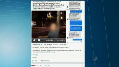 Boatos de sequestros de bebês assustam população de Fortaleza - Maioria dos relatos falsos são divulgados pelas redes sociais.