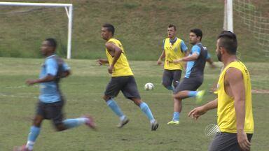 Paysandu treina na Toca do Leão para partida contra o Bahia - O jogo é decisivo e será nesta quarta-feira (22), em Salvador.
