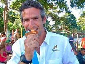 Tetracampeão Panamericano Bimba chega a Búzios - Recepção foi em grande estilo, com direito a festa depois de mais uma medalha.