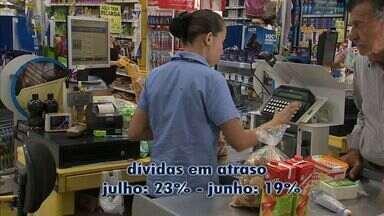 Boa parte dos fortalezenses tem alguma dívida para pagar - Maioria dos tributos vem de dívidas com cartão de crédito.