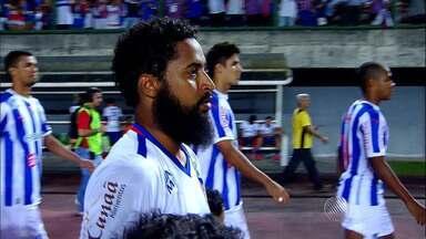 Bahia vence o Paysandu, mas não consegue a classificação na Copa do Brasil - A noite também foi de comemoração pelo retorno de Ávine. Confira as notícias do tricolor baiano.