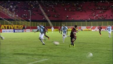 Vitória fica no 0 x 0 contra o Macaé mas se mantém na segunda posição do Brasileiro - Confira as notícias do rubro-negro baiano.