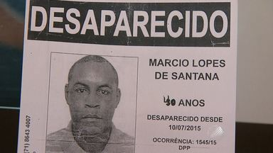 Veja o quadro 'Desaparecidos' desta quarta-feira (29) - Familiares e amigos vão a Praça da Piedade, em Salvador, em busca de notícias de ente queridos.