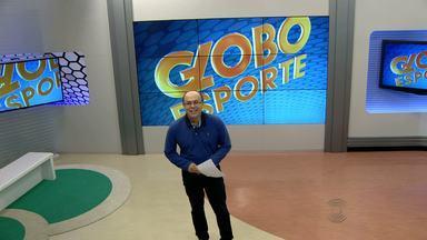 Assista à íntegra do Globo Esporte/CG desta quarta-feira - Veja o programa completo.