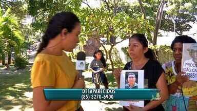 Confira o Quadro Desaparecidos desta quarta-feira (29/07) - Mutirão ocorreu na Cidade da Criança, no Centro de Fortaleza.