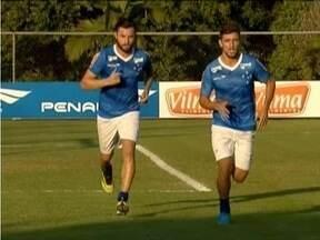 Vanderlei Luxemburgo faz alterações no time do Cruzeiro para o jogo contra o Sport - Times se enfrentam neste domingo (02).