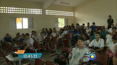 Projeto leva cinema paraibano para escolas públicas de João Pessoa - O projeto é organizado pelo Sesc de João Pessoa.