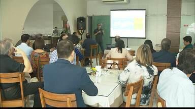 Números da audiência da TV Cabo Branco são apresentados ao mercado publicitário - Durante um café da manhã foi apresentado aos publicitários o Book da Audiência, que mostra a liderança da programação da TV Cabo Branco.