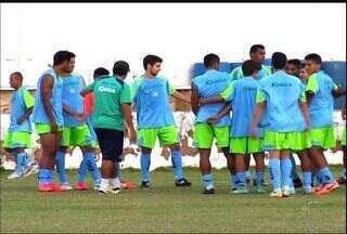 Semana começa com dispensa de nove jogadores no Icasa - Novos contratados chegam ao Verdão do Cariri.