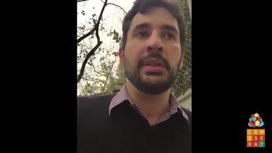 Gustavo Maia, criador do Colab, diz o que mudou depois de sua participação no programa - Hoje, são mais de 70 prefeituras que usam a rede social que faz a ponte entre cidadão e poder público.