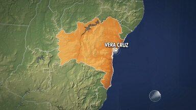 Bandidos explodem caixa eletrônico na Ilha de Itaparica - Veja mais informações no Giro de Notícias.