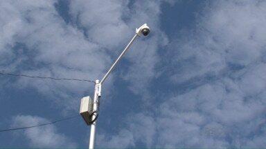 Câmeras de monitoramento começam a funcionar em Pato Branco - São mais de trinta equipamentos de olho na população