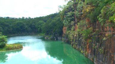 Conheça a Lagoa Azul, no município de São Desidério - Lugar é conhecido pela beleza exuberante.