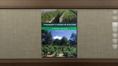Publicação da Embrapa orienta sobre o cultivo da erva-mate - Manual traz informações desde a escolha e preparação das sementes até o replantio das mudas.