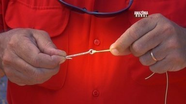 Pesca Legal: Veja como fazer um nó palomar - Confira mais uma dica de pesca com Zenizir.