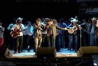 Confira os melhores momentos do Festival Viola dos Gerais - Festival é promovido pela Fundação Roda de Viola em parceria com a Inter TV.