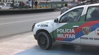 Viaturas deixam de circular para reduzir gastos com gasolina, no AM - Secretário de Segurança Pública diz que norma deve ser revista