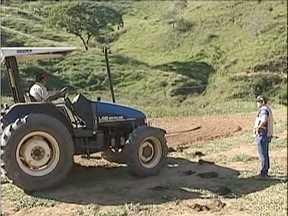 Produtores rurais de Marliéria participam de curso de mecanização agrícola - Segurança no trabalho foi um dos temas trabalhados no curso.