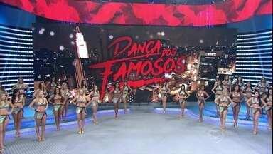 Conheça as bailarinas que farão dupla com os famosos no 'Dança' - Gatas comemoram em grande estilo