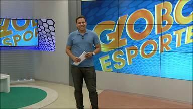 Assista à íntegra do Globo Esporte PB-CG de segunda-feira - Veja quais são os destaques.