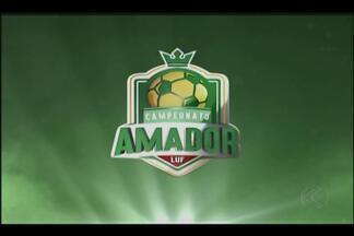 Em defesa da invencibilidade, América vence Flamengo no Amador - Equipe está há oito rodadas sem perder na 1ª divisão do Campeonato Amador de Uberlândia. Meia-atacante do Flamengo é craque da rodada