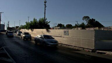 Motoristas convivem com transtorno de obras inacabadas na Grande Cuiabá - Motoristas convivem com transtorno de obras inacabadas na Grande Cuiabá.