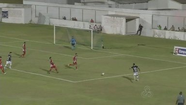 Veja os resultados dos rivais do Nacional na Série D do Brasileiro - Remo e Rio Branco vencem na rodada em que a equipe de Manaus folgou.