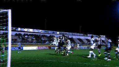 Ceará vacila e perde para o Bragantino - Vovô falha na zaga e leva 3 a 0 em São Paulo.