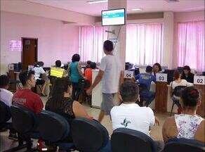 Após reclamações, sistema do Detran volta a funcionar em Palmas - Após reclamações, sistema do Detran volta a funcionar em Palmas