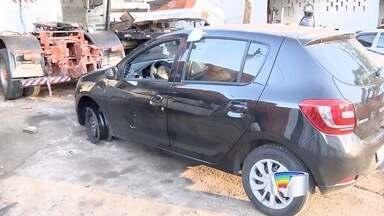 Policial aposentado é baleado durante assalto no Sul de Minas - Policial fazia escolta de material eletrônico.