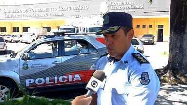 Polícia vai reforçar segurança no Bairro Luciano Cavalcante - Moradores denunciam assaltos e sequestros constantes no local.