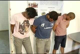 Três homens roubam malote com R$ 2.800 em Montes Claros - Segundo a PM, os suspeitos renderam um homem e levaram o dinheiro.