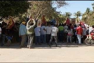 Produtores do projeto Jaíba manifestam contra alto custo da energia elétrica - Eles pedem também renegociação de dívidas.