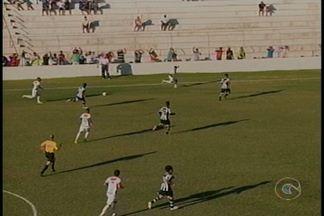 Salgueiro reencontra o caminho da vitória na série C - O time goleou o Botafogo-PB nesse domingo no estádio Cornélio de Barros