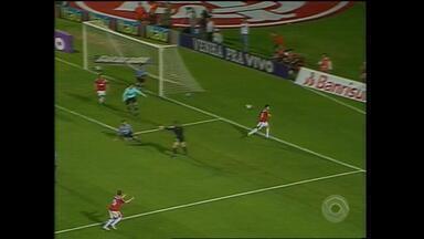 Inter vence Grêmio por 4 a 1 pelo Campeonato Brasileiro de 2008; relembre - Assista ao vídeo.