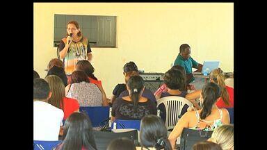 Assembleia discute descontos nos salários dos professores de Santarém - Reunião foi realizada nesta terça-feira (4).