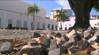 Falta de preservação do Centro Histórico de São Luís compromete beleza do patrimônio - Falta de preservação do Centro Histórico de São Luís compromete beleza do patrimônio