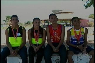 Atletas de Petrolina conquistam mais de 70 medalhas nos Jogos Escolares de Pernambuco - Mais de 128 atletas de Petrolina participaram da competição